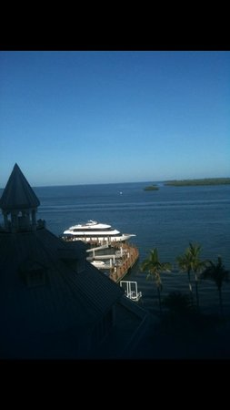 Sanibel Harbour Marriott Resort & Spa: Morning view