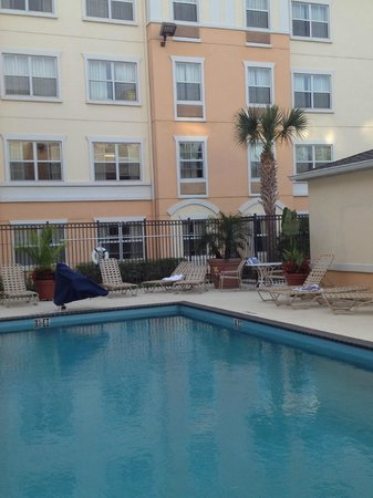 Extended Stay America - Orlando - Convention Ctr - 6443 Westwood:                                     pool area