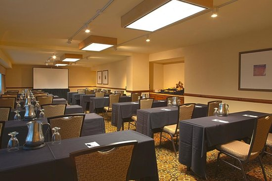 Radisson Hotel Salt Lake City Downtown: Breakout Meeting Room