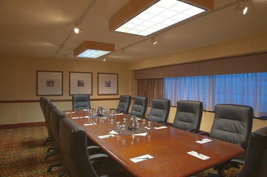 Radisson Hotel Salt Lake City Downtown: Meeting Room