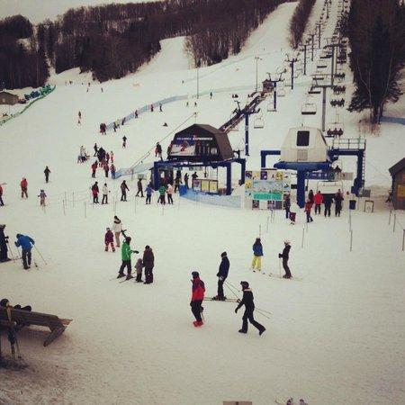 Mont Blanc Ski Hotel & Resort:                   Mont Blanc Ski Resort