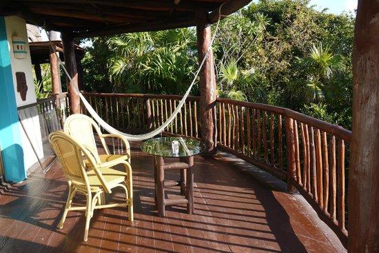 Bel Air Collection Resort & Spa Riviera Maya:                   balcony