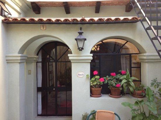 Casa de la Noche:                   Pepita's room, sooooo charming!