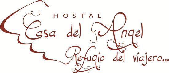 Hostel Casa del Angel: Logo