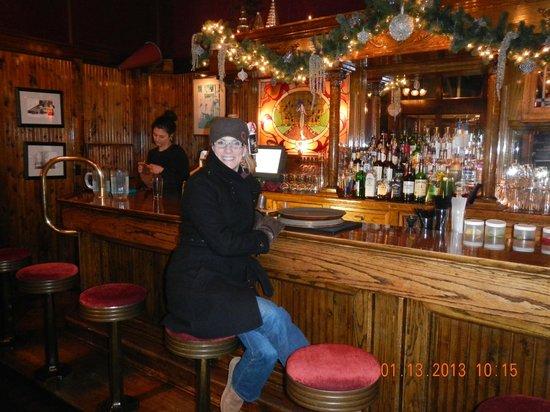 The bar @ Slogar