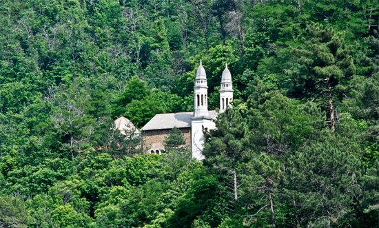 Montalto Ligure, Italy:                                     Vista panoramica