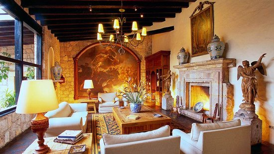 Restaurant Del Hotel Villa Montana