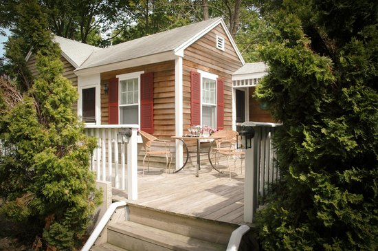 Palmer House Inn: Secluded 2 Bedroom Cottage