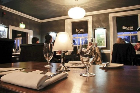 Kitchen Restaurant, Tullylagan House Hotel