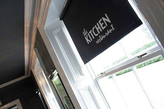 Kitchen Restaurant, Tullylagan House Hotel:                                     The Kitchen Restaurant