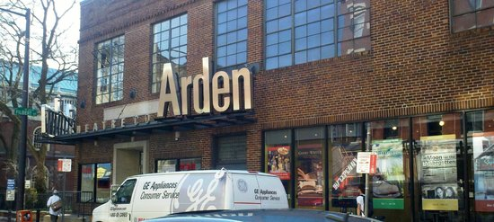 Arden Theatre Company :                                     Arden Theater, photo taken 2011