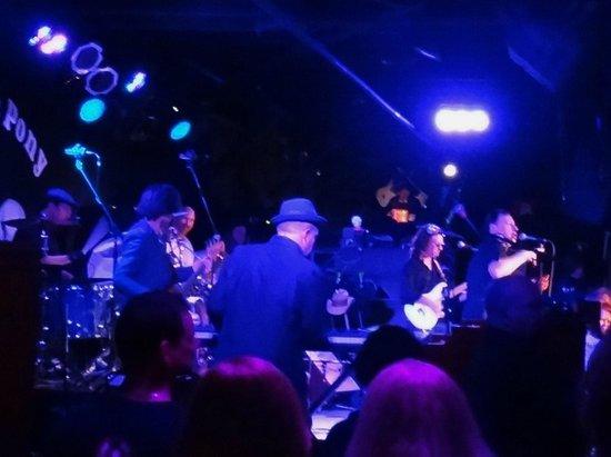 Asbury Park Inn:                   Southside Johnny & the Asbury Jukes at the Stone Pony