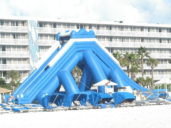 TradeWinds Island Grand Beach Resort:                   Slide