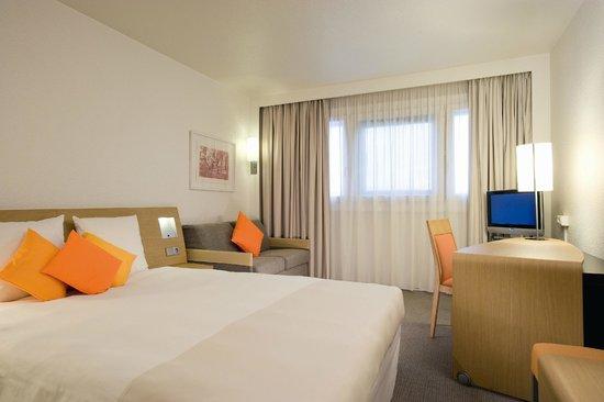 Novotel Maastricht: Superieur room Orange