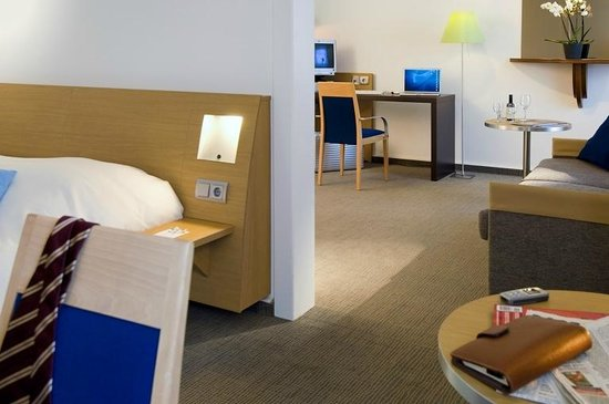Novotel Maastricht: Extra large Family room