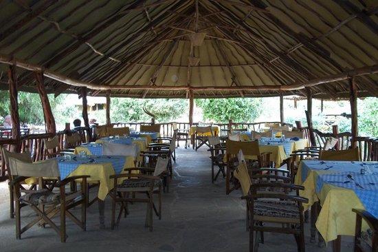 sala Ndololo camp