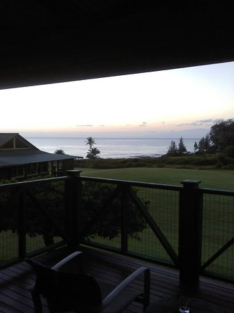 Travaasa Hana, Maui:                   View from a Sea Ranch Cottage