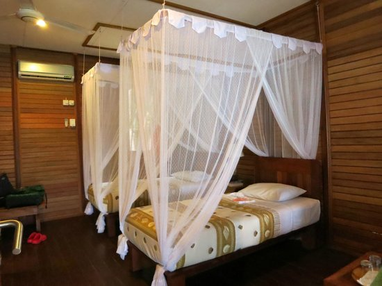Raja Ampat Dive Lodge:                   Room (Bungalow)