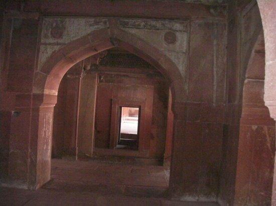 Khwabgah:                   Stanze interne