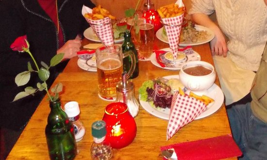 Brasserie de Brakke Grond :                   Appetizing!