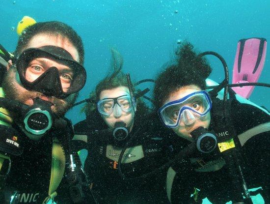 Horizon Divers:                   Fun Times With Horizon