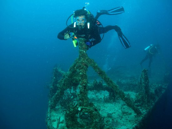 Horizon Divers:                   Speigle Grove Bow