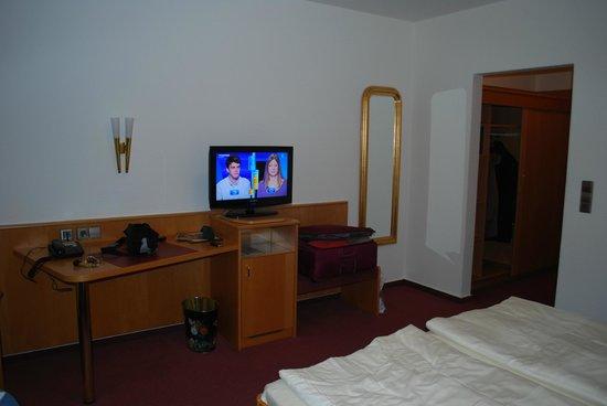 Hotel Landgasthof Schwanen : TV