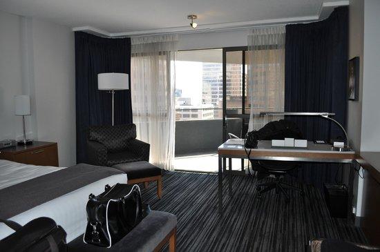 Hyatt Regency Vancouver: Room 2201