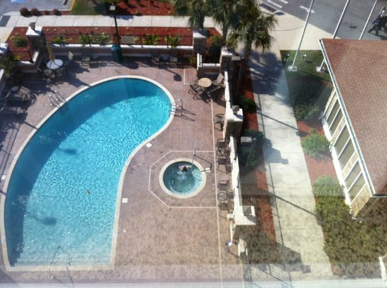 Hilton Garden Inn Tampa / Riverview / Brandon:                   Pool
