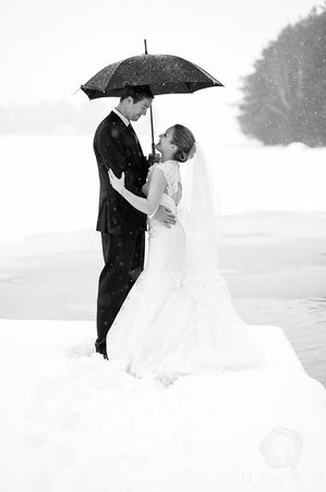 Sherwood Inn: Winter Wedding