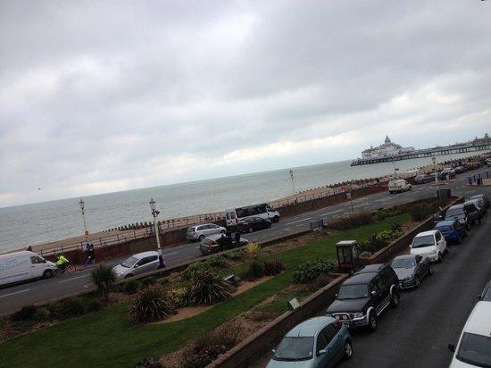 Sea Beach House Hotel: Bedroom view