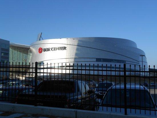 Fairfield Inn & Suites Tulsa Downtown:                   BOK