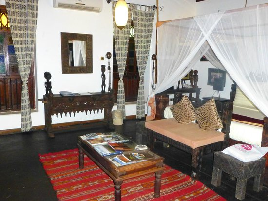 Jafferji House & Spa: Out of Africa suite