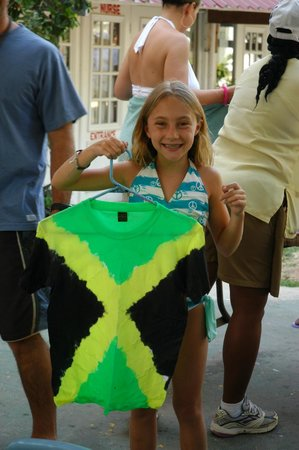 Franklyn D Resort & Spa: Play Area tie-dye