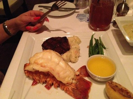 Biscayne :                   Surf and Turf