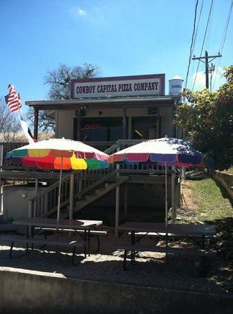 Cowboy Capital Pizza: a little slice of pizza heaven in the hill country