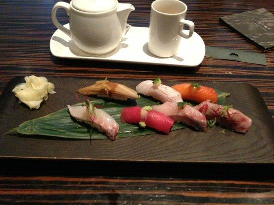 Kome Fine Japanese Cuisine:                                     Steamed Lobster Roll