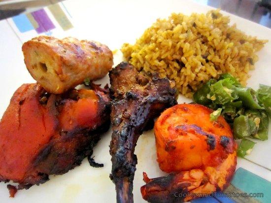 Little India Restaurant Blair St Wellington Review Of