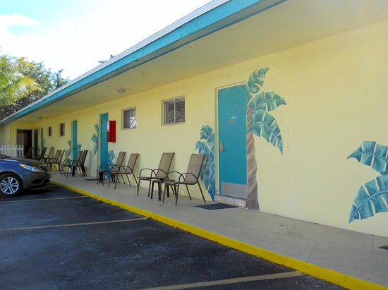 Blackfin Resort and Marina: Motel