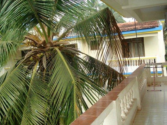 Fun Holidays Goa: on balcony