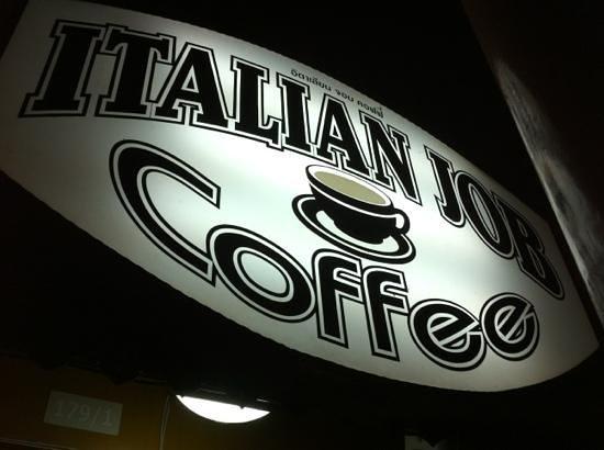 Italian Job Coffee: primi piatti da provare
