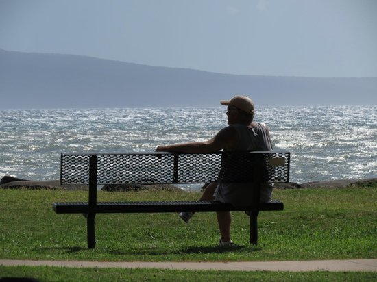 A Sunday Afternoon in Kihei Maui.  Photo by Sue Salisbury Maui Hawaii