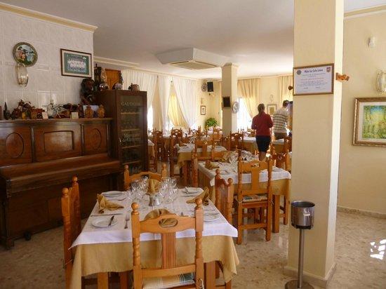 Ole: Inside the restaurant