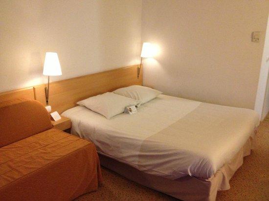 Hotel Novotel Szczecin Centrum:                                     room