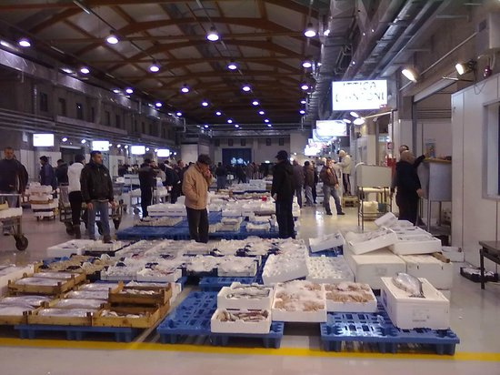 La Cantina dei Pescatori: il pesce fresco da noi e sicuro