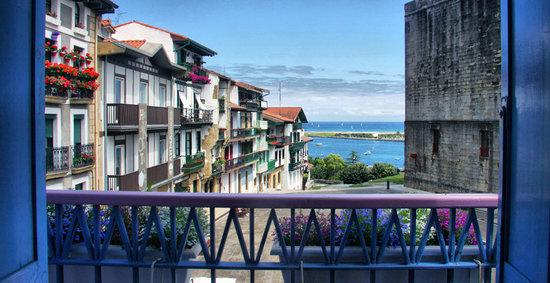 Hotel San Nikolas : VISTA DESDE EL HOTEL