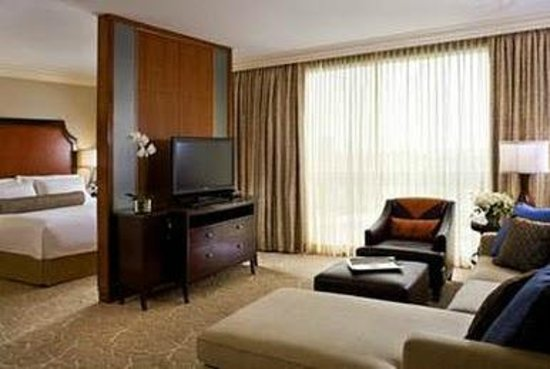 The St. Regis Houston:                   My room, Junior suite. Home away from home!