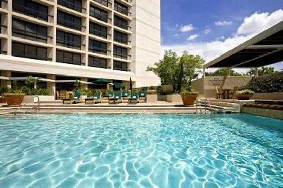 The St. Regis Houston:                   Great Pool, however I rarely get to use it!