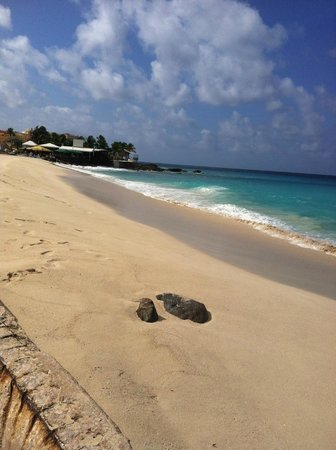 Sonesta Maho Beach Resort & Casino:                   Crystal clear