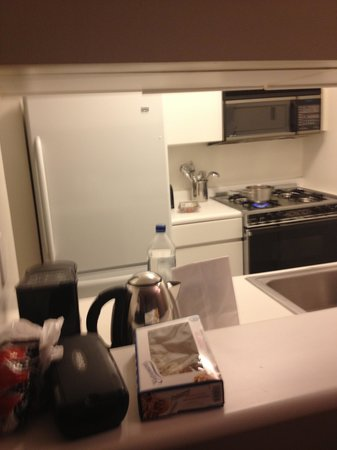 The Marmara Manhattan:                   Kitchen